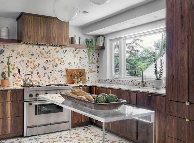 Inspirational Ideas on the use of Terrazzo Tiles